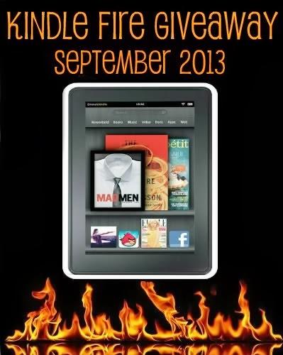 Kindle Fire September