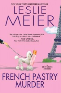 french pastry muder