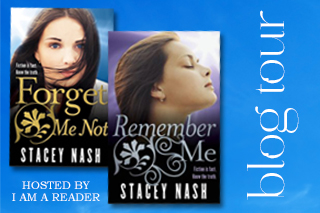 $25 Giveaway Interview FORGET ME NOT - REMEBER ME by STACEY NASH @staceynash