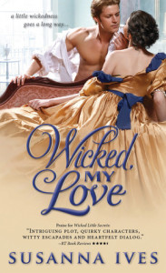 Facebook #Giveaway WICKED, MY LOVE by SUSANNA IVES @SourcebooksCasa