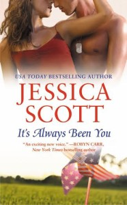 #Giveaway Excerpt IT'S ALWAYS BEEN YOU by JESSICA SCOTT @JessicaScott09 @ForeverRomance