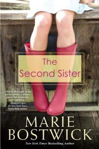 #Giveaway THE SECOND SISTER by MARIE BOSTWICK @mariebostwick @KensingtonBooks