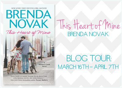 #Giveaway Review THIS HEART OF MINE by BRENDA NOVAK @Brenda_Novak  @MIRAEditors