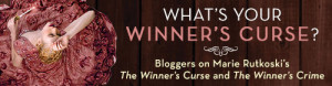 winner's curse blog tour