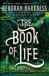 #Giveaway Review THE BOOK OF LIFE by DEBORAH HARKNESS @DebHarkness @PenguinPbks