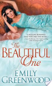 #Giveaway Interview THE BEAUTIFUL ONE by EMILY GREENWOOD @EmiGreenwood @SourcebooksCasa