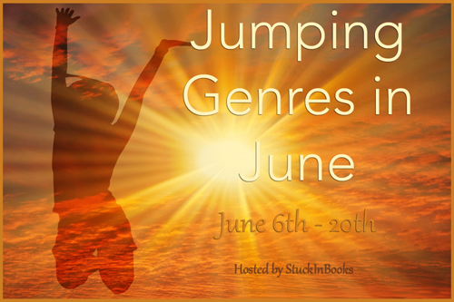 #Giveaway Hop JUMPING GENRES - #Win $10 for a new book!