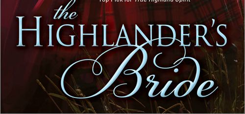 the highlander's bride crop