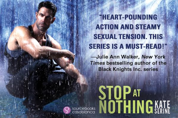 stop at nothing banner