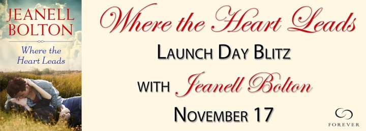 where the heart leads banner