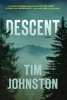 #Giveaway Interview DESCENT by Tim Johnston @TJohnstonWriter @AlgonquinBooks 12.15