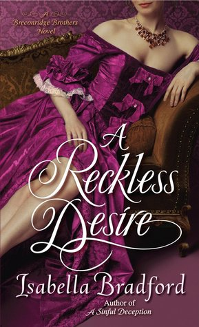 a reckless desire