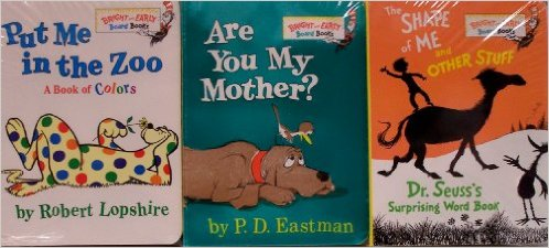 kids books pd eastman
