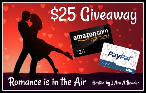 $25 Amazon Gift Card or Paypal Cash Giveaway
