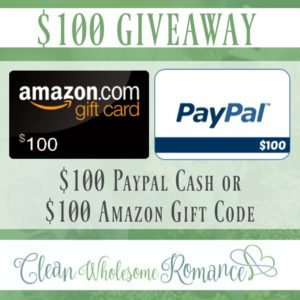 $100 Paypal or Amazon Cash