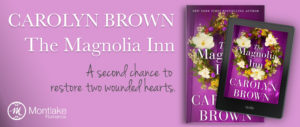 $25 Amazon Gift Card and Digital Copy of Carolyn Brown's THE MAGNOLIA INN