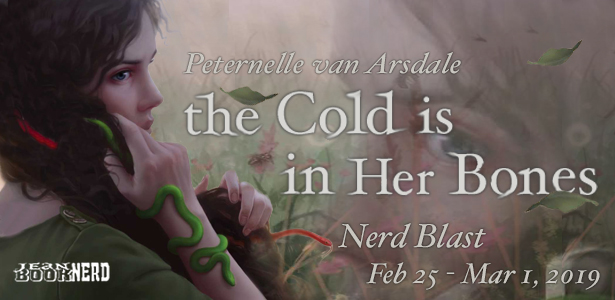 Exclusive Watercolor (THE COLD IS IN HER BONES) from Peternelle van Arsdale.
