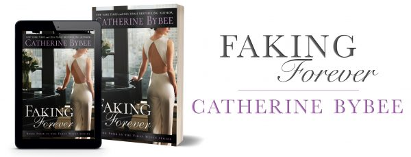 $25 Amazon Gift Card and Digital Copy of Catherine Bybee's FAKING FOREVER