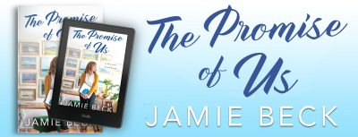 $25 Amazon Gift Card and Digital Copy of Jamie Beck's THE PROMISE OF US