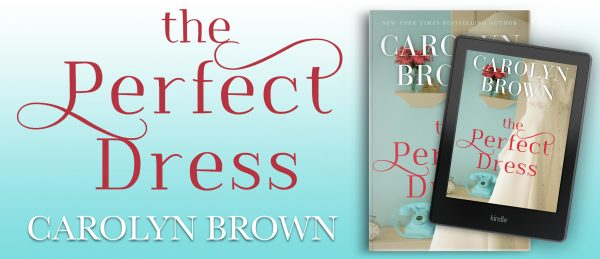 $25 Amazon Gift Card and Digital Copy of Carolyn Brown's THE PERFECT DRESS