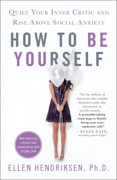1 copy HOW TO BE YOURSELF (US only)