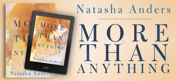 $25 Amazon Gift Card and Digital Copy of Natasha Anders' MORE THAN ANYTHING