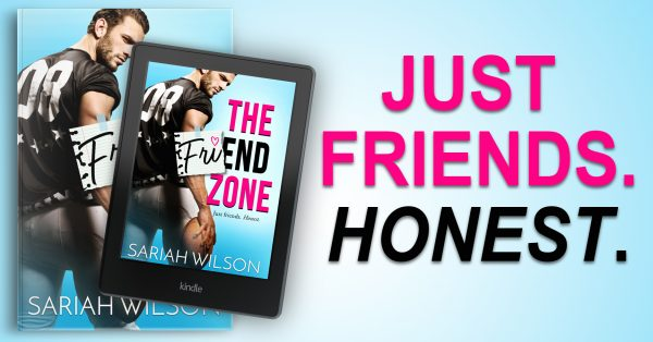$25 Amazon Gift Card and Digital Copy of Sariah Wilson's THE FRIEND ZONE