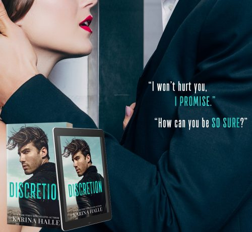 $25 Amazon Gift Card and Digital Copy of Karina Halle's DISCRETION