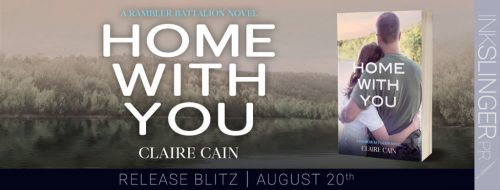 $10 Amazon giftcard & Paperback copy of HOME WITH YOU