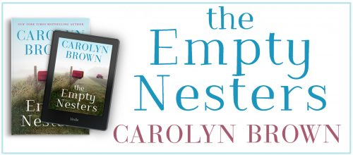 $25 Amazon Gift Card and Digital Copy of Carolyn Brown's THE EMPTY NESTERS