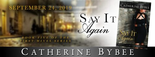$25 Amazon Gift Card and Digital Copy of Catherine Bybee's SAY IT AGAIN