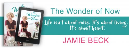 $25 Amazon Gift Card and Digital Copy of Jamie Beck's THE WONDER OF NOW