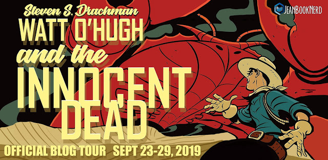 WATT O'HUGH AND THE INNOCENT DEAD by Steven S. Drachman.