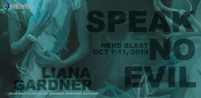 (1) Limited Edition Speak No Evil Box by Liana Gardner. (1) $25 PayPal/Amazon Gift Card.