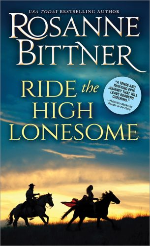 3 Copies of Ride the High Lonesome