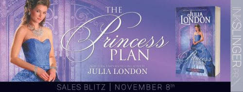 Print copy of THE PRINCESS PLAN