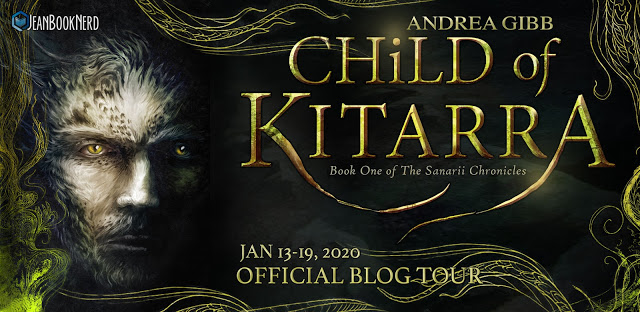 Exclusive CHILD OF KITARRA Swag by Andrea Gibb.