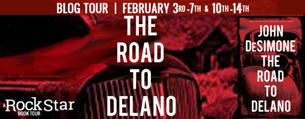 (3) eBook of ROAD TO DELANO, International.