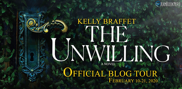 (4) THE UNWILLING by Kelly Braffet.