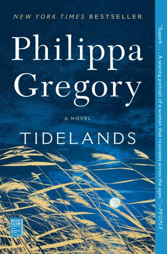 (1) copy TIDELANDS by Philippa Gregory - US only