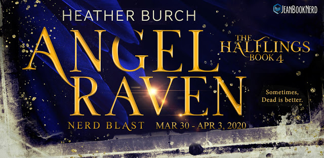 1 Angel Raven Swag Signed Copy - 1 $25 Amazon Gift Card.