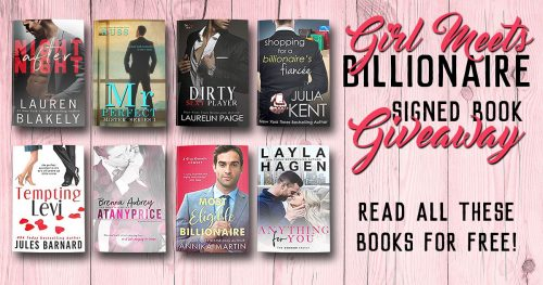ENTER TO WIN ALL THESE SIGNED BOOKS!