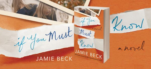 $50 Amazon Gift Card and Digital Copy of Jamie Beck's IF YOU MUST KNOW