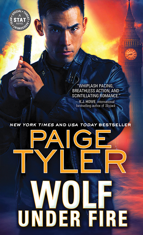 5 copies of Wolf Under Fire