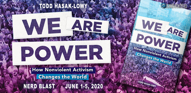 WE ARE POWER by Todd Hasak-Lowy.