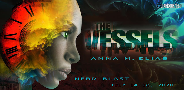 - 1 Winner will receive an Exclusive THE VESSELS by Anna M. Elias Storytellers BOX. - 1 Winner will receive a $25 Dollar PayPal/Amazon Gift Card.