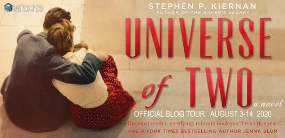 (5) UNIVERSE OF TWO by Stephen P. Kiernan.