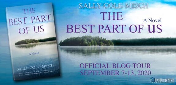 (5) THE BEST PART OF US by Sally Cole-Misch. - (1) $25 Amazon Gift Card.