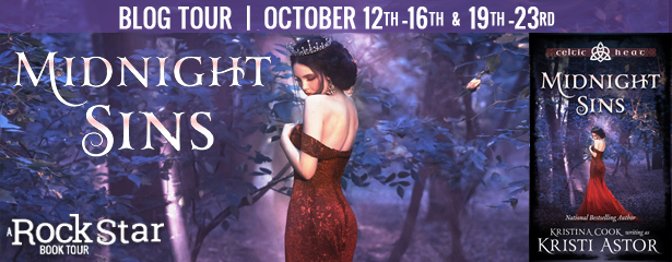 1 Amethyst Bracelet, US Only. 3 eBook of MIDNIGHT SINS, International.