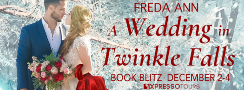 3x $10 Amazon gift cards 3x ebook copies of A Wedding in Twinkle Falls